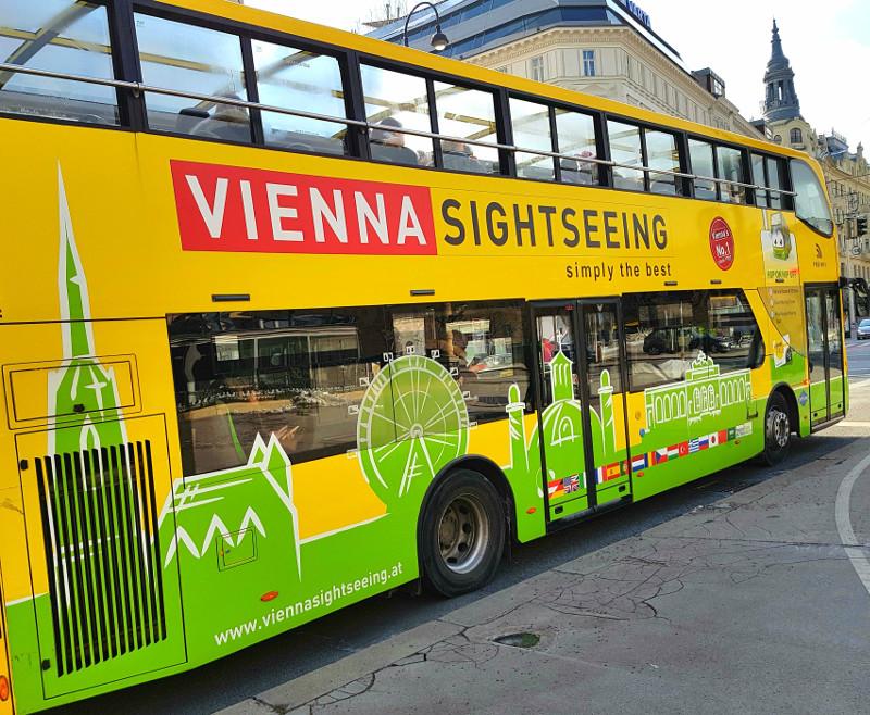 Vienna sightseeing photo claude-yves reymond